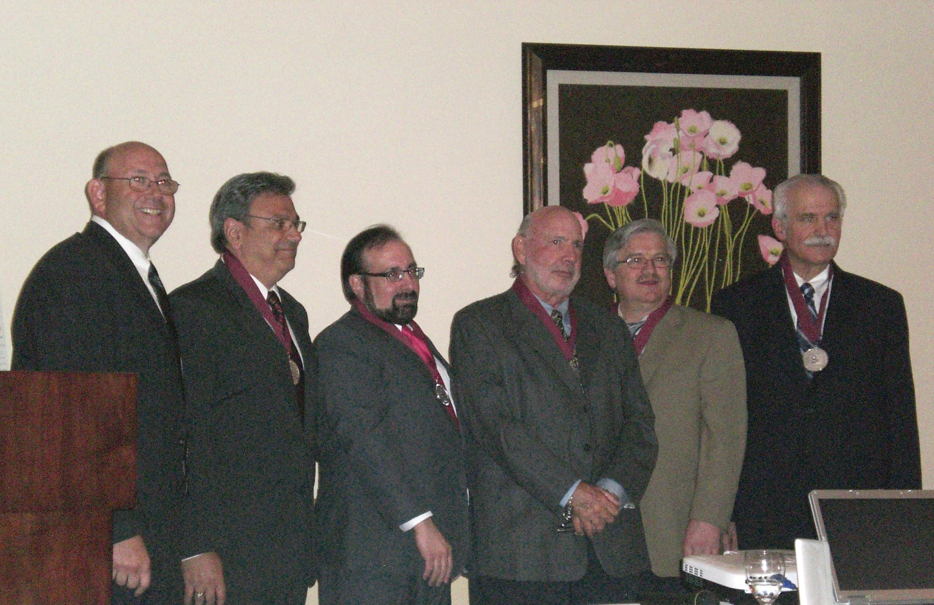 Academy of Medicine of Richmond Past Presidents